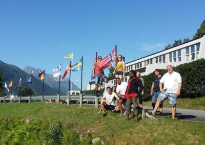 Solfjord Bed & Breakfast i Eidsdal - Norgesvenn