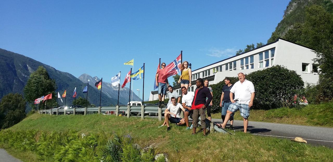 Solfjord Bed & Breakfast i Eidsdal - Norgesvenn.no
